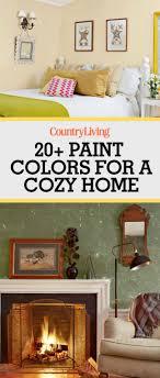 Interior Paint Design For Living Rooms 20 Warm Paint Colors Cozy Color Schemes