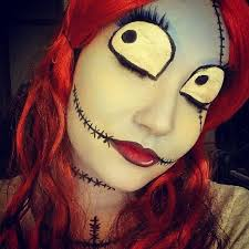 25 best ideas about sally makeup on sally costume sally costume and cool costumes