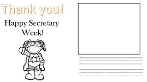 Teachingmaxxon From Secretary You Kids Week By Tpt Thank Cards
