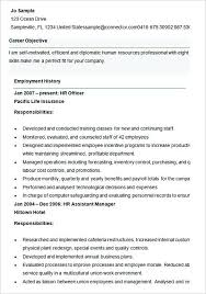 the 25 best sample resume templates ideas on sample resume for hotel front