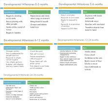 Autism Milestones Chart Children Developmental Milestones Chart Toddler