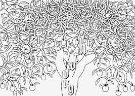 Easy Coloring Pages Adults Printable Coloring Page For Kids