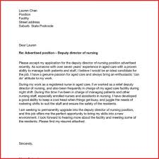 Best Solutions Of Cover Letter Aged Care Nurse Resume Cover Letter