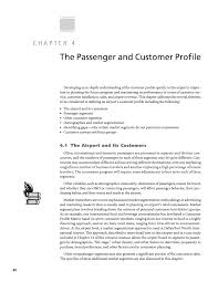 Customer Profile Chapter 24 The Passenger And Customer Profile Resource Manual For 17