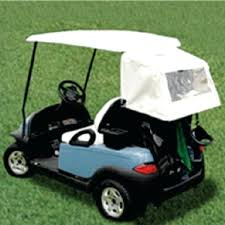 golf cart club cover enclosure car precedent