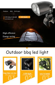 Best Grill Light Best Barbecue Tool Accessory For Your Barbeque Ultra Bright Handle Mount Led Bbq Light Buy Bbq Led Light For Best Night Grilling Powerful Led