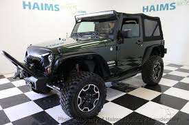 2011 Jeep Wrangler Gear Ratio Chart 2011 Used Jeep Wrangler 4wd 2dr Sport At Haims Motors Serving Fort Lauderdale Hollywood Miami Fl Iid 18879880