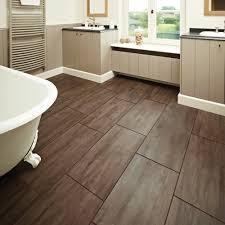 Unique bathroom flooring ideas