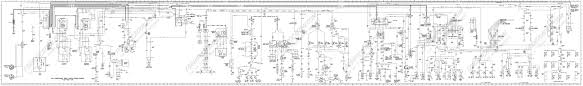 ford truck wiring diagrams com 1972 ford f 100 thru f 350 master wiring diagram image size 11 438p x 1698p file size 1 72mb