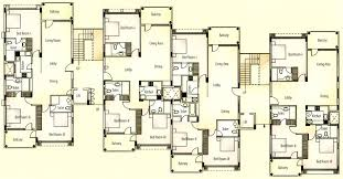 Modern Apartment Building Plans Apartments Typical Floor Plan Apartments  Ground Floor Stilted Parking