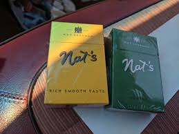 Nat Sherman Lights Tried Some Of The New Ish Nats By Nat Sherman Cigarettes