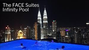 Kuala Lumpur Hotels The FACE Suites Kuala Lumpur Infinity Pool