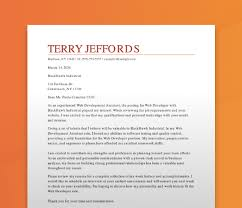 Cover Letter Examples Put Your Best Foot Forward