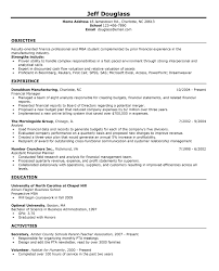 Gallery Of First Time Resume Templates