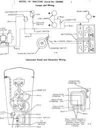 jd service publications within john deere model a wiring diagram