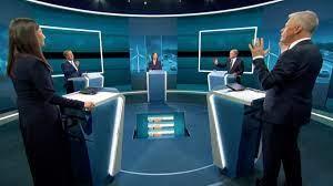 Es war das erste zusammentreffen als kanzlerkandidaten: Uzdq Ioyhwytkm