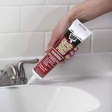 Kwik Seal Plus Kitchen Bath Adhesive Sealant Dap Products