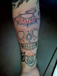 Motiv Tetování Na Předloktí 17
