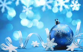 Blue Christmas Wallpapers - Top Free ...