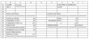 Ordering Spreadsheet Solved Excel Spreadsheet Tips Four Excel Spreadsheets Are
