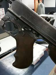 al capone s original thompson machine gun s blog of things al capone s original thompson machine gun