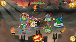 ANGRY BIRDS Epic Android Walkthrough - Part 35 - Wizpig's Castle Final Boss  and Ending - video Dailymotion