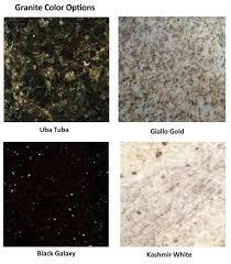 round granite tables granite table top color options