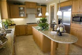 light oak kitchen cabinets marvelous 26 pictures of kitchens kitchen light oak cabinets s39 oak