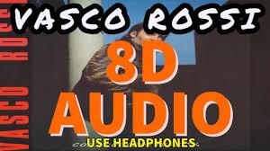 🎧 8D AUDIO REMIX - 06 Una nuova canzone per lei - Vasco Rossi - Cosa  succede in città 1985 🎧 - YouTube