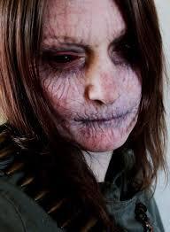 20 of the creepiest makeup ideas makeup makeup and costumes