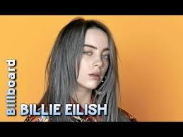 Videos Matching Billie Eilish Hits New Chart Bests Sets