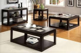 incredible black coffee table sets and end tables with marble top eva coffee tables and end tables ideas