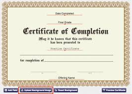 6 Steps To Customize Your Certificate Background Digitalchalk Blog