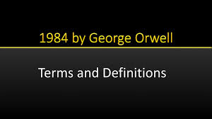 Doublethink  a concept from Orwell s          geeky and nerdy     The Portalist