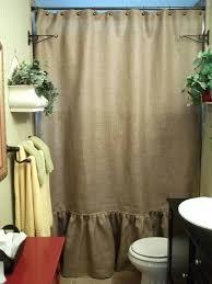 by the room ballard designs shower curtain burlap living linen burlap ds curtain panels exclamation points