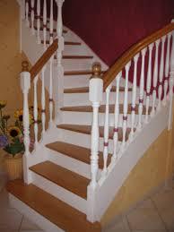 Rambarde Escalier Bois Interieur