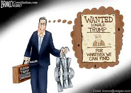 Image result for bob mueller targets trump