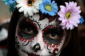 stunning pics capture s day of the dead preparations day of the dead celebrations originated in the cultural area of mesoamerica