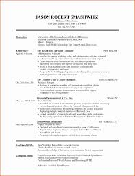 Simple Resume Format In Word File Free Download Inspirational Normal