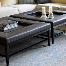 large square ottoman leather extra large leather ottoman rectangular ottoman coffee table oversized round ottoman