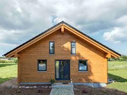 Musterhaus Wismarbucht Fullwood Wohnblockhaus
