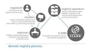 Organizational Domain Chart Domain Name Registration Process Icann Whois