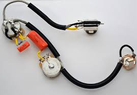 prs ii ® type wiring harness by jel with treble bleed and nos reverb prs wiring harness Prs Wiring Harness #13