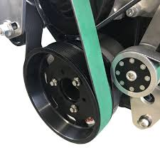 10 Rib Supercharger Crank Pulley 7 950 Stock Dia Lsa Zl1 Magnuson 2650