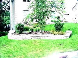 install landscape border stone brick edging best garden ideas on lawn stones edge borders street gardens