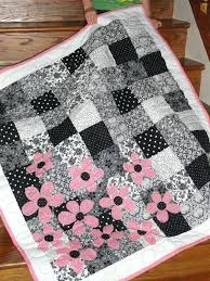 High End Quilt Sets American High End Embroidery Quilt Core Is ... & High Contrast 7 Best Black And White Quilting Patterns High End Quilts For  Sale High End ... Adamdwight.com