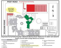Directions Parking Maxwell C King Center For The