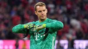 His current girlfriend or wife, his salary and his tattoos. Manuel Neuer Verlangert Beim Fc Bayern Alexander Nubel Unter Zugzwang Sport Dw 20 05 2020