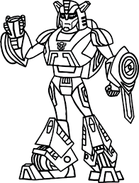 Bumblebee Car Transformers Coloring Page Games Online Pictures ...
