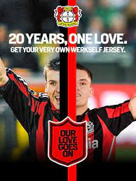 No use for commercial purposes may be made of such trademarks. Bayer 04 Leverkusen Fussball Gmbh Bayer04 De
